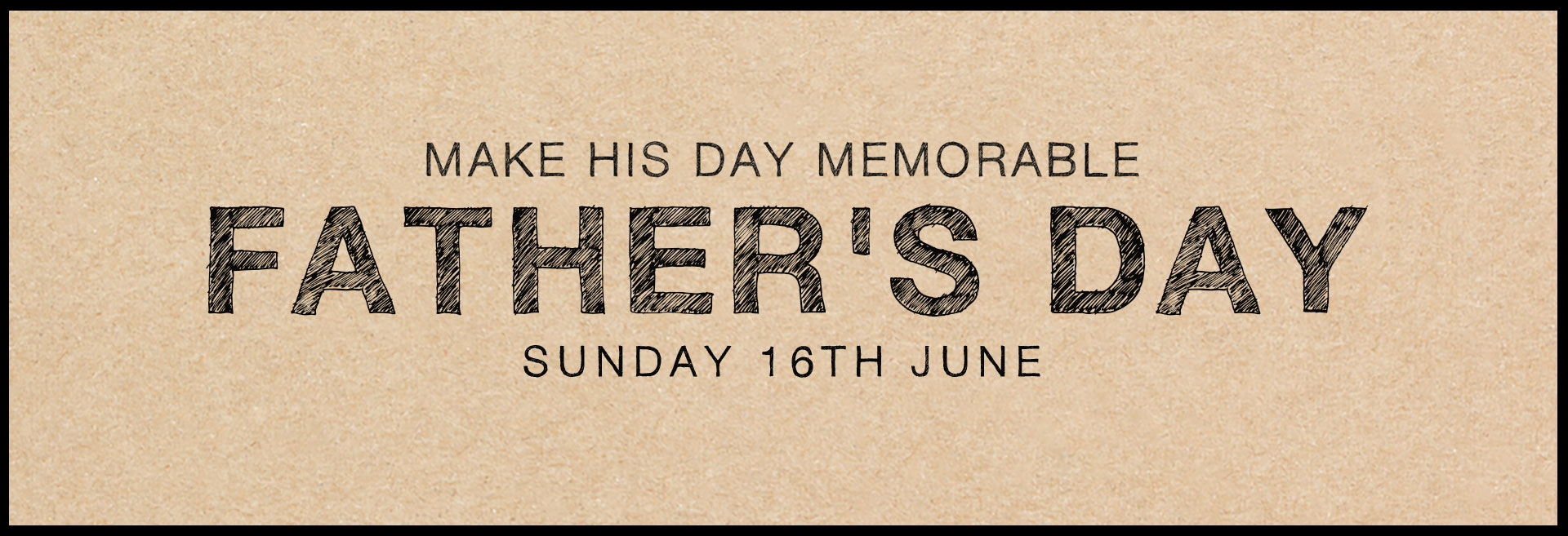 Father's Day at The Falcon